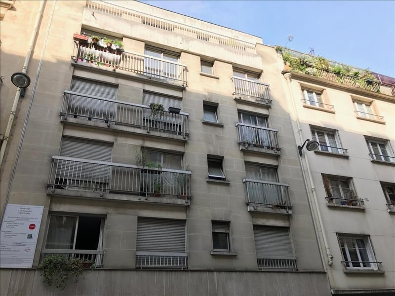Vente appartement Paris 19ème 360000€ - Photo 1