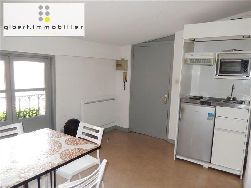 Rental apartment Le puy en velay 301,79€ CC - Picture 2