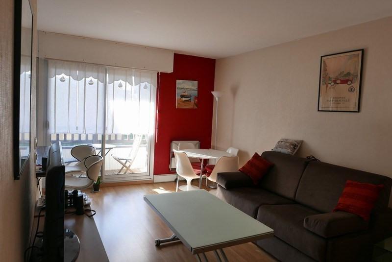 Revenda apartamento Deauville 135000€ - Fotografia 2