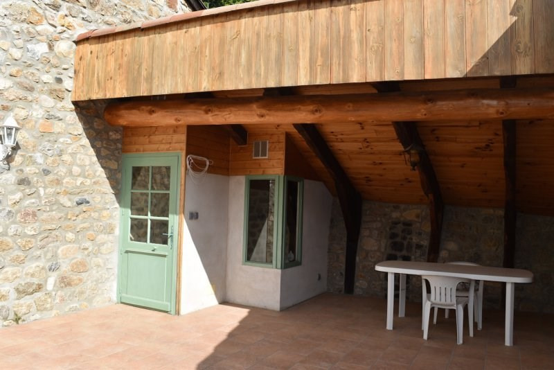 Vente maison / villa Dornas 120000€ - Photo 3
