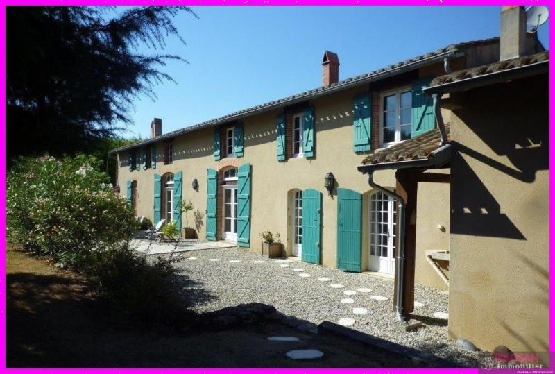 Sale house / villa Toulouse est 30 mn 465000€ - Picture 2