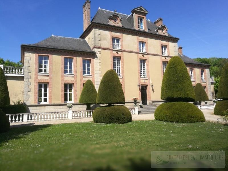 Deluxe sale house / villa Chartrettes 1395000€ - Picture 1