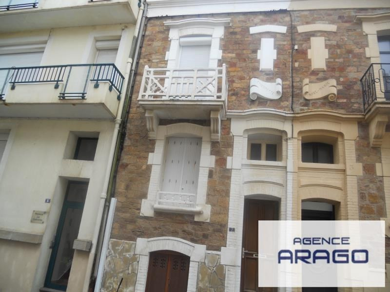 Sale apartment Les sables d'olonne 75000€ - Picture 1