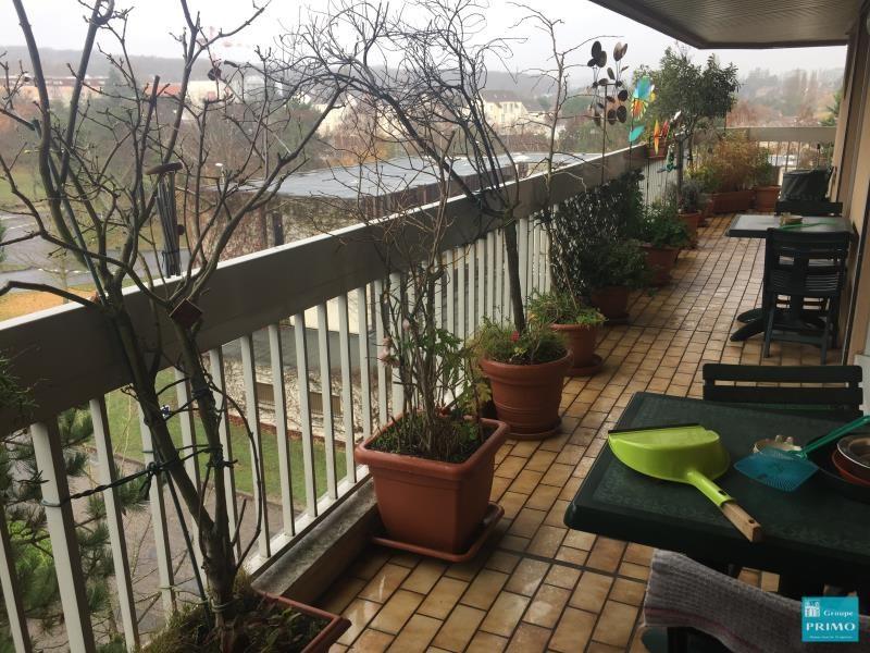 Vente appartement Verrieres le buisson 460000€ - Photo 1