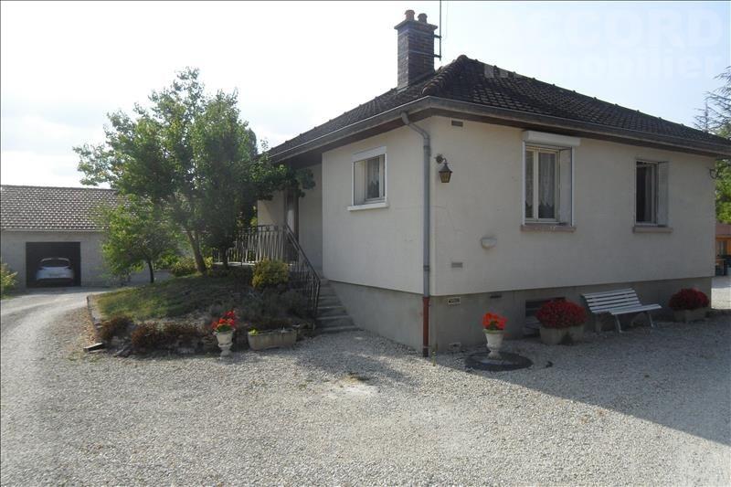 Sale house / villa Mergey 109500€ - Picture 5