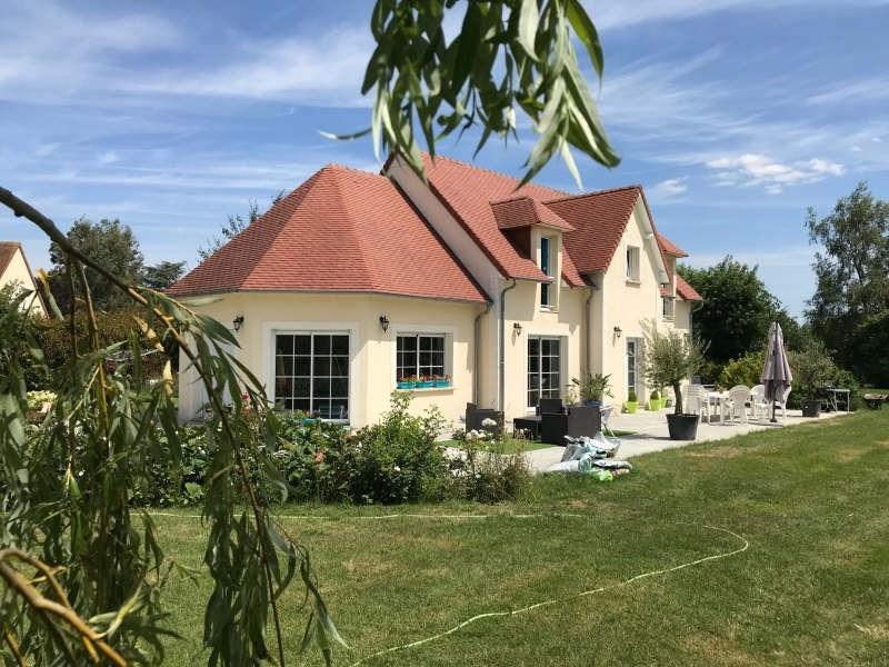 Vente maison / villa Emieville 470000€ - Photo 1