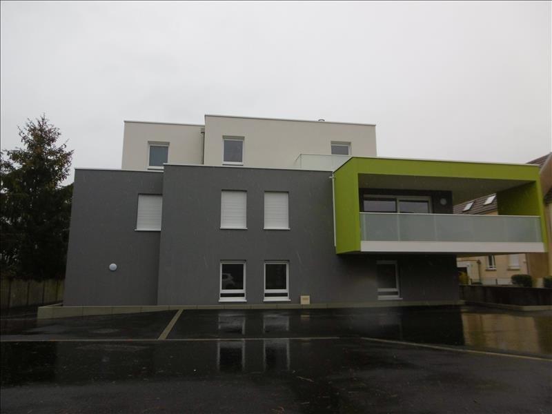 Rental apartment Bartenheim 600€ CC - Picture 6
