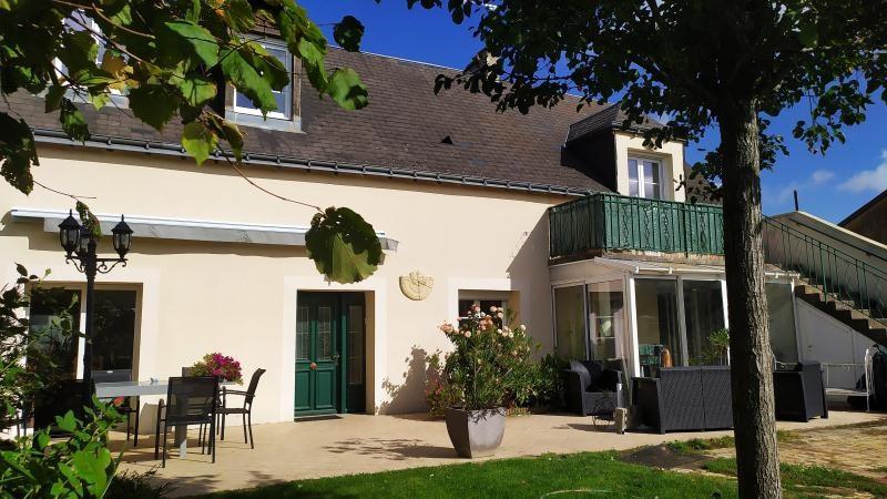 Sale house / villa La ville aux dames 322000€ - Picture 6
