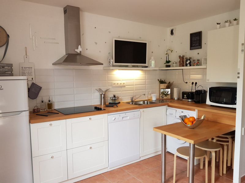 Vacation rental apartment Les issambres 525€ - Picture 4