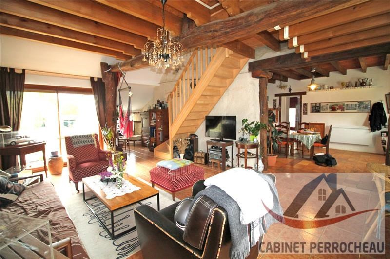 Sale house / villa La chartre sur le loir 111500€ - Picture 2