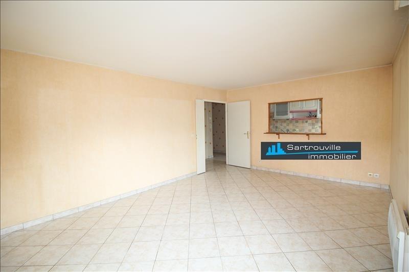Revenda apartamento Sartrouville 247000€ - Fotografia 1