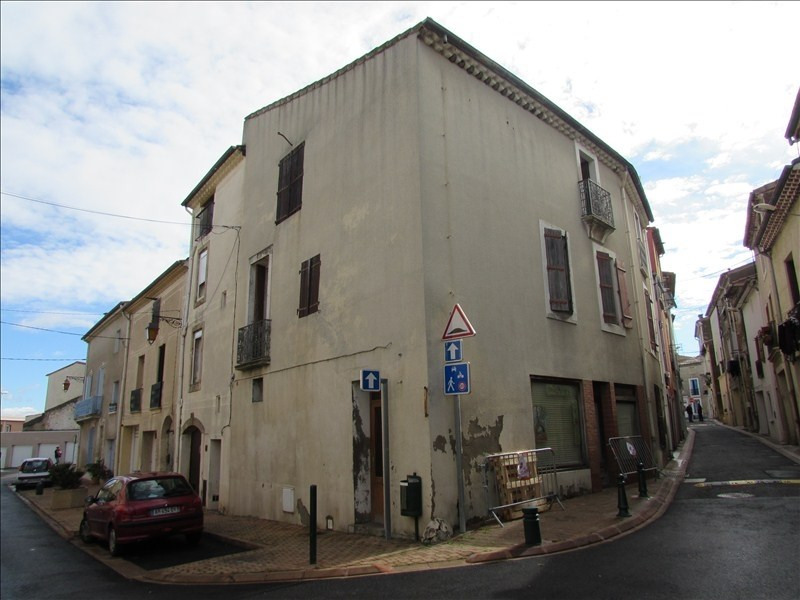 Sale house / villa Boujan sur libron 108000€ - Picture 1
