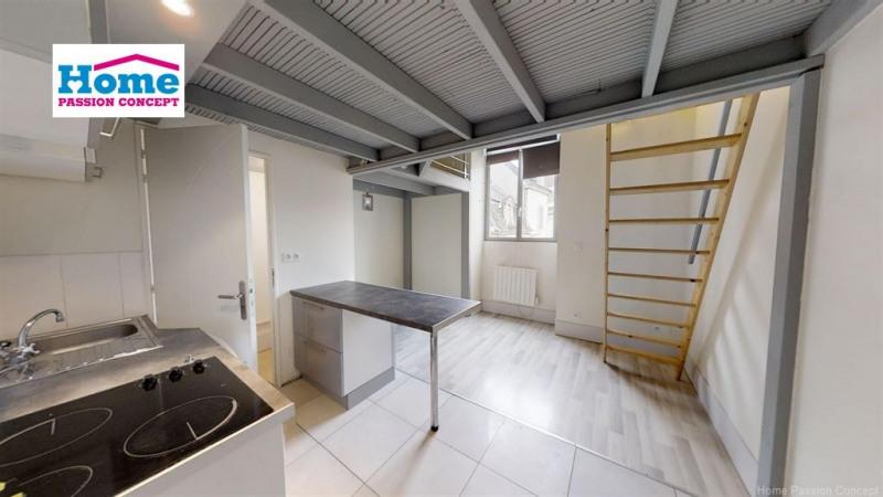 Studio avec mezzanine centre ville 25 m²