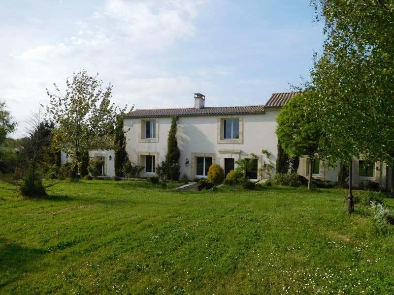 Deluxe sale house / villa Blaye 786000€ - Picture 1