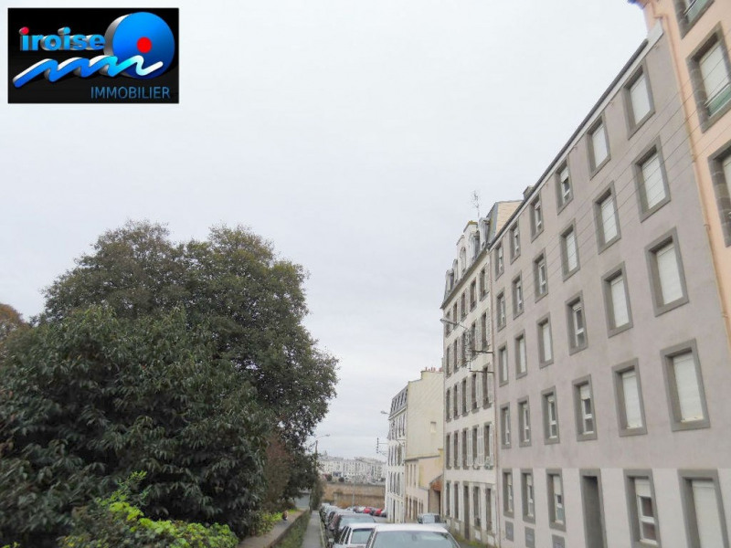 Vente appartement Brest 53 500€ - Photo 1