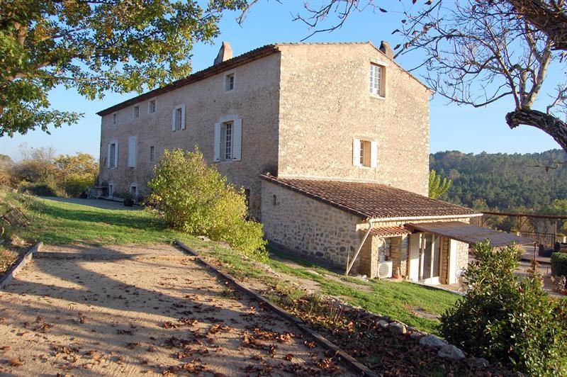 Deluxe sale house / villa Le canton de fayence 1690000€ - Picture 17