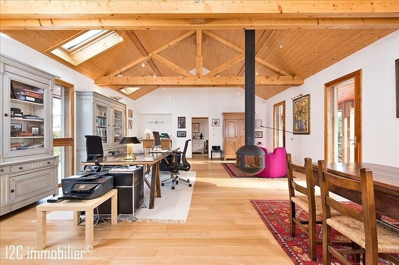 Vendita casa Cessy 1380000€ - Fotografia 2