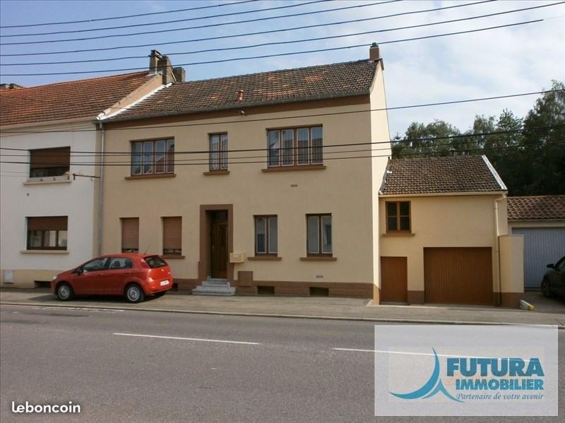 Vente maison / villa Forbach 108000€ - Photo 1