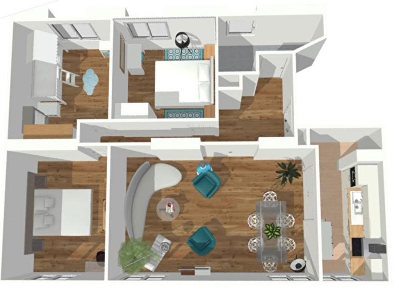 Appartement Neuilly Sur Seine 5 pièce(s) 85 m2