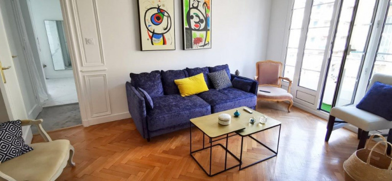Vente appartement Nice 515 000€ - Photo 2