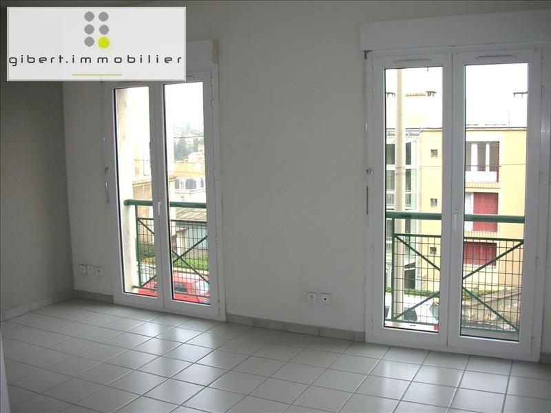 Location appartement Le puy en velay 251,79€ CC - Photo 1