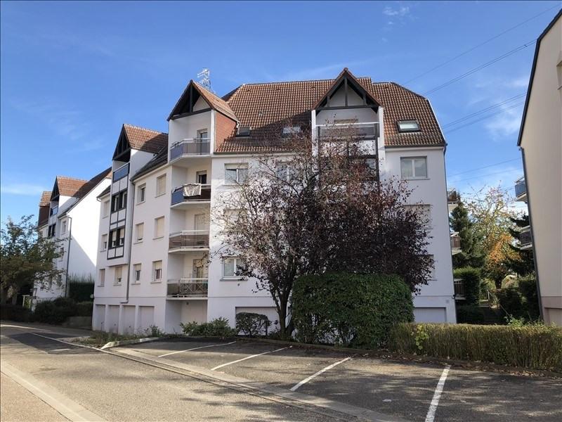 Rental apartment Strasbourg 549€ CC - Picture 1
