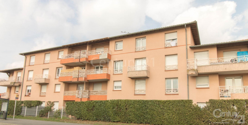 Sale apartment Toulouse 59 500€ - Picture 1