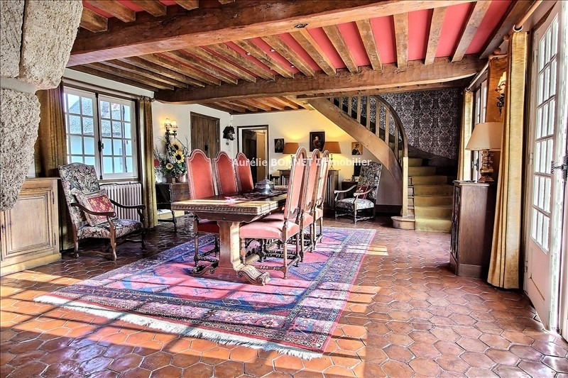 Vente de prestige maison / villa Tourgeville 1348000€ - Photo 4