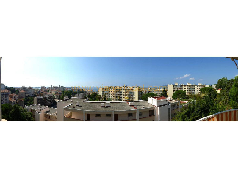 Viager appartement Cannes 48000€ - Photo 1