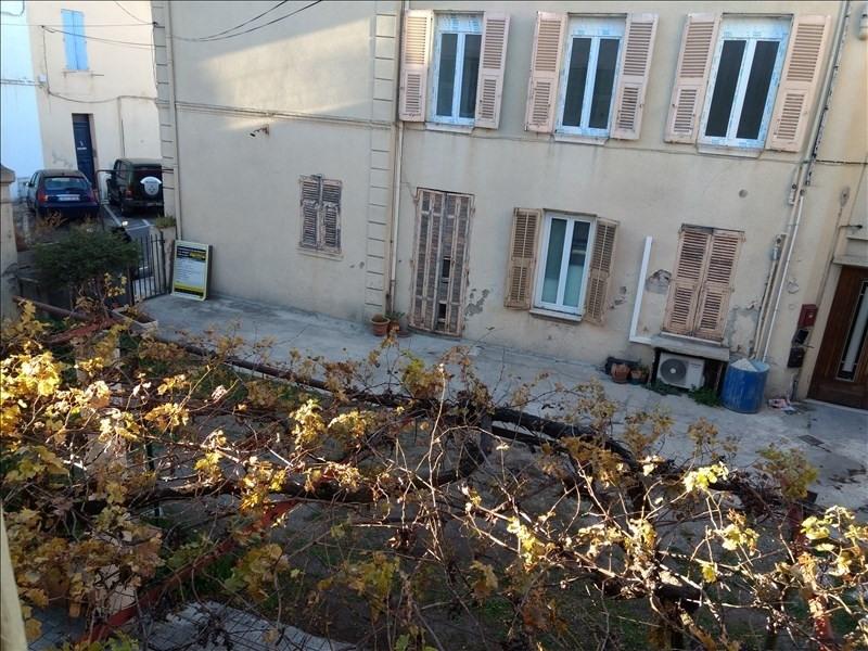 Rental apartment Le golfe juan 500€ CC - Picture 2