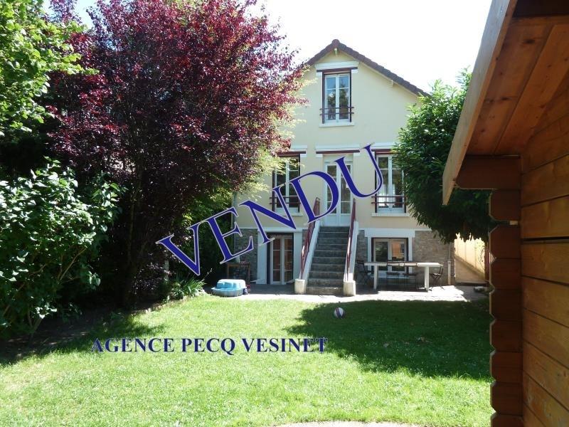 Vente maison / villa Le pecq 825000€ - Photo 1
