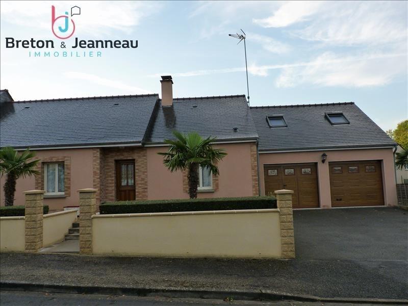 Vente maison / villa Gennes sur glaize 173680€ - Photo 5