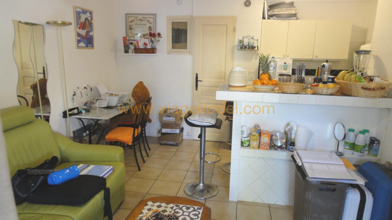 Life annuity apartment Saint aygulf 37 000€ - Picture 1