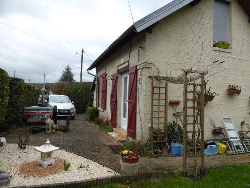Vente maison / villa Crepy en valois 150000€ - Photo 4