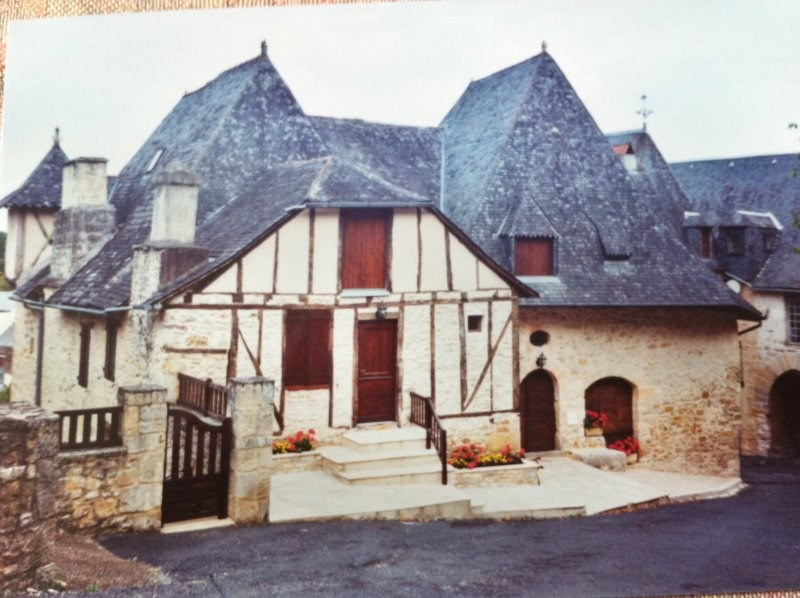 Sale house / villa Terrasson la villedieu 420000€ - Picture 3