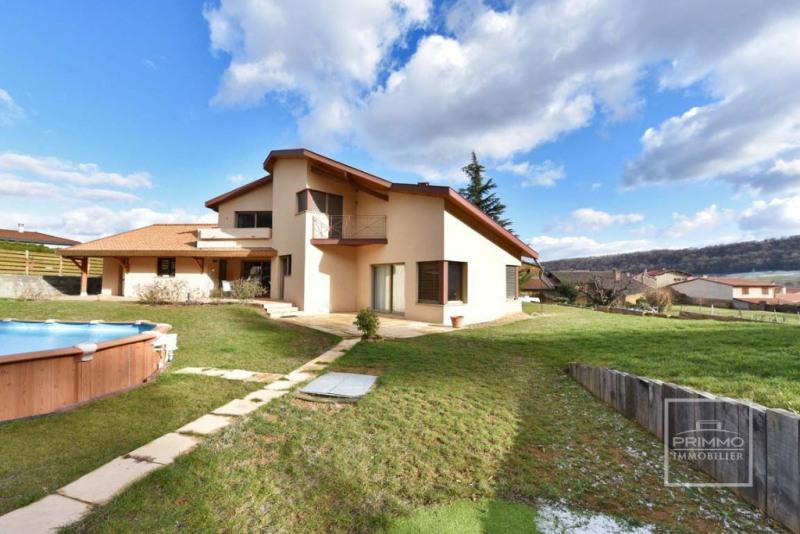 Maison Poleymieux Au Mont D Or 280 m²