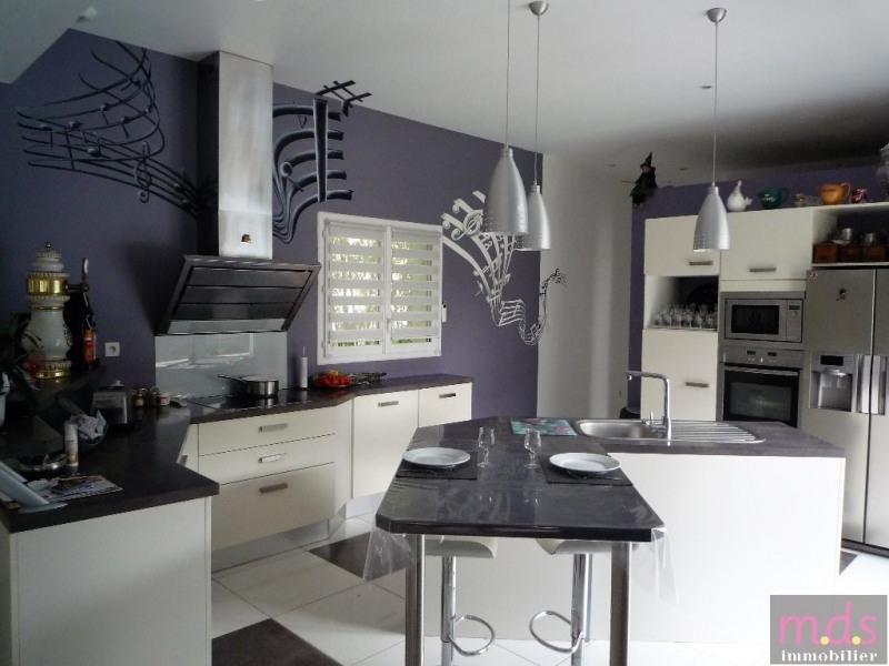 Sale house / villa Saint-jean 498000€ - Picture 3