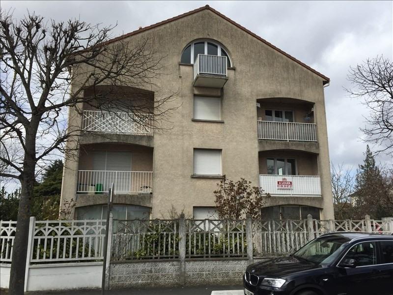Sale apartment Vigneux sur seine 124000€ - Picture 1