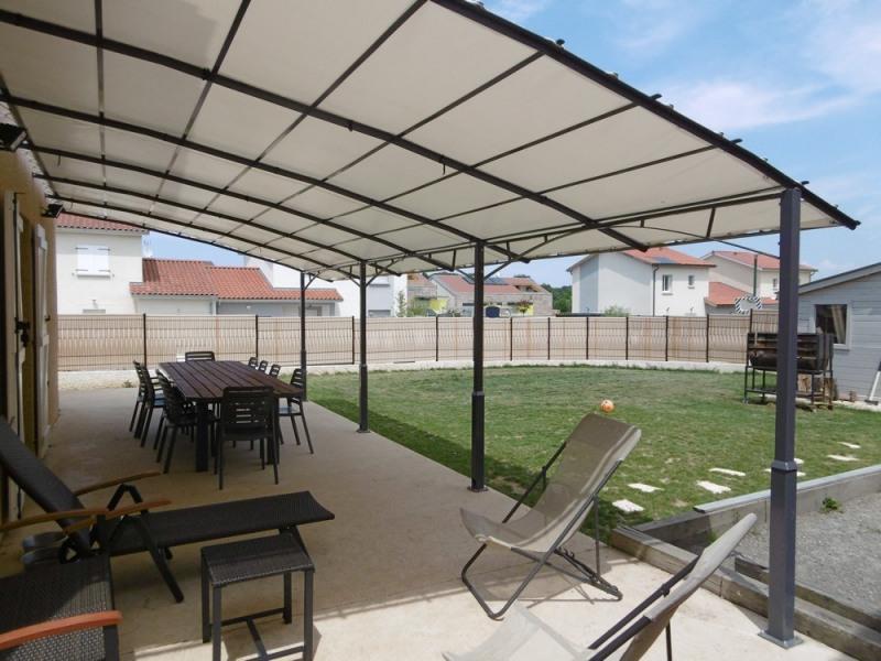 Vente maison / villa Saint-andré-de-corcy 308500€ - Photo 2