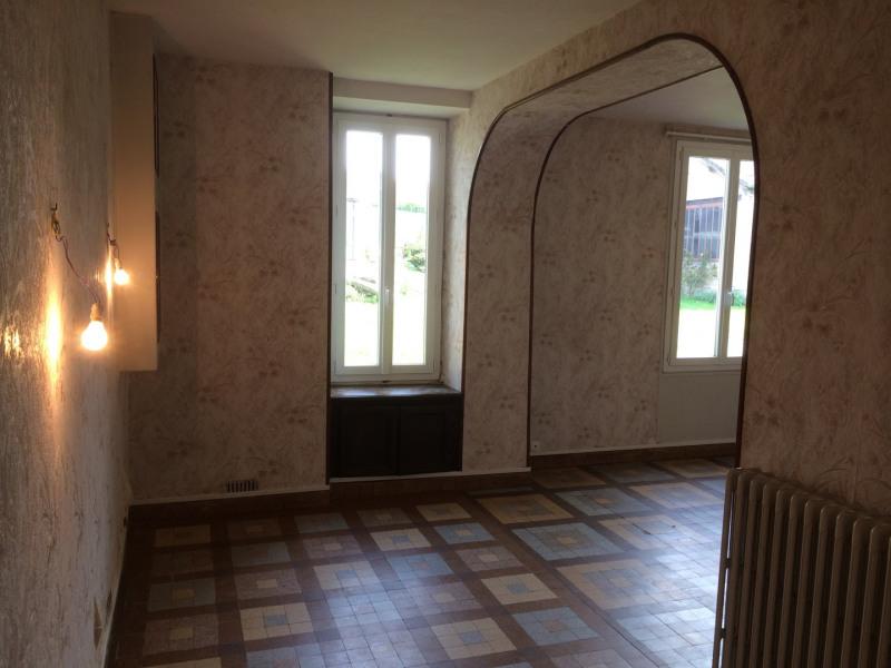 Rental house / villa Nucourt 912€ CC - Picture 4