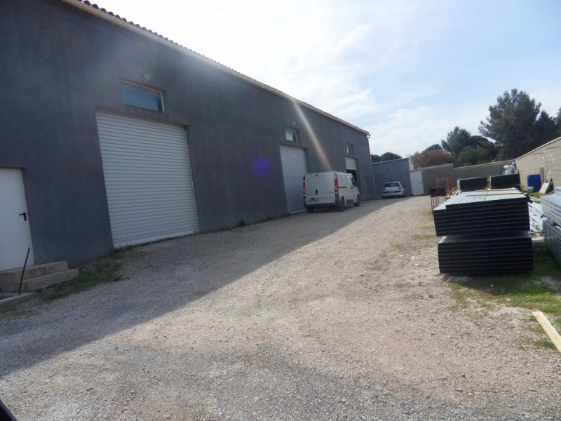 Vente local commercial Vedene 890 000€ - Photo 1