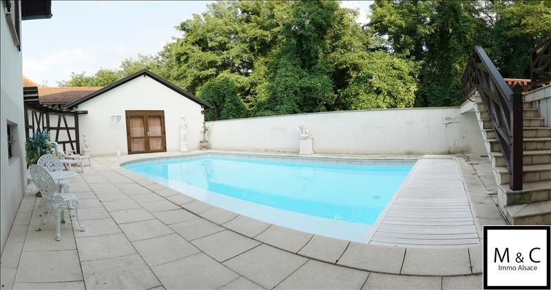 Deluxe sale house / villa Seltz 494 400€ - Picture 3
