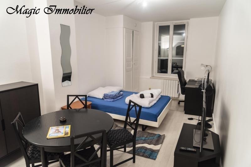 Rental apartment Groissiat 415€ CC - Picture 1
