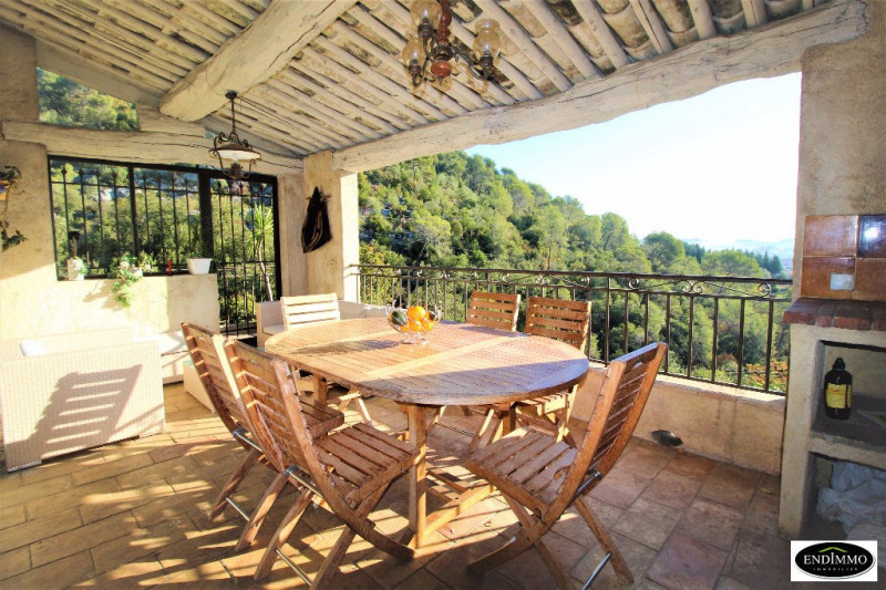 Deluxe sale house / villa La colle sur loup 1 049 000€ - Picture 7