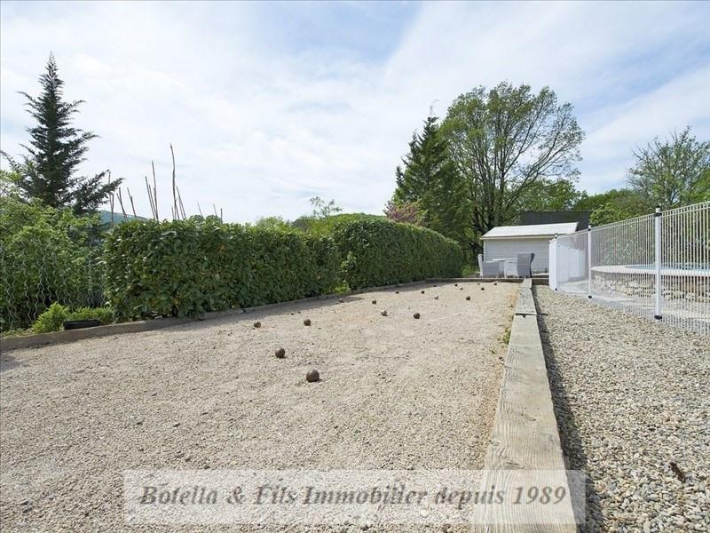 Vente de prestige maison / villa Les vans 598000€ - Photo 10