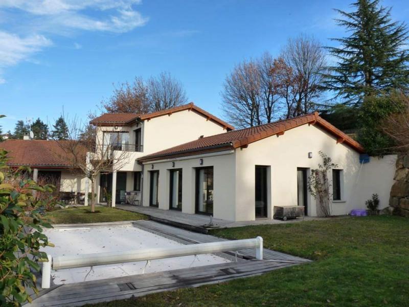 Deluxe sale house / villa Saint-paul-en-cornillon 599000€ - Picture 4