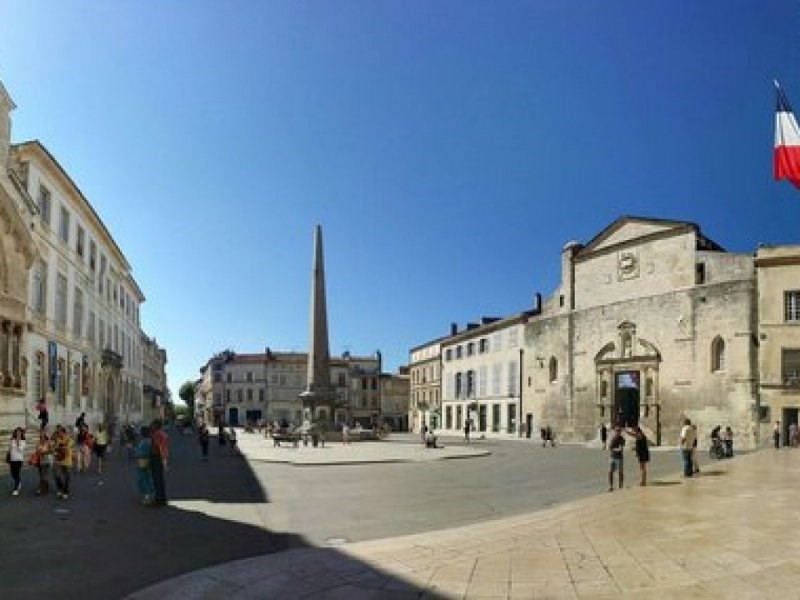 Investment property building Arles 790 000€ - Picture 1