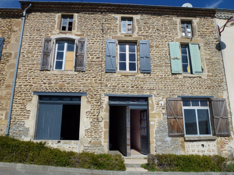 Sale house / villa Chateauneuf de galaure 145000€ - Picture 1