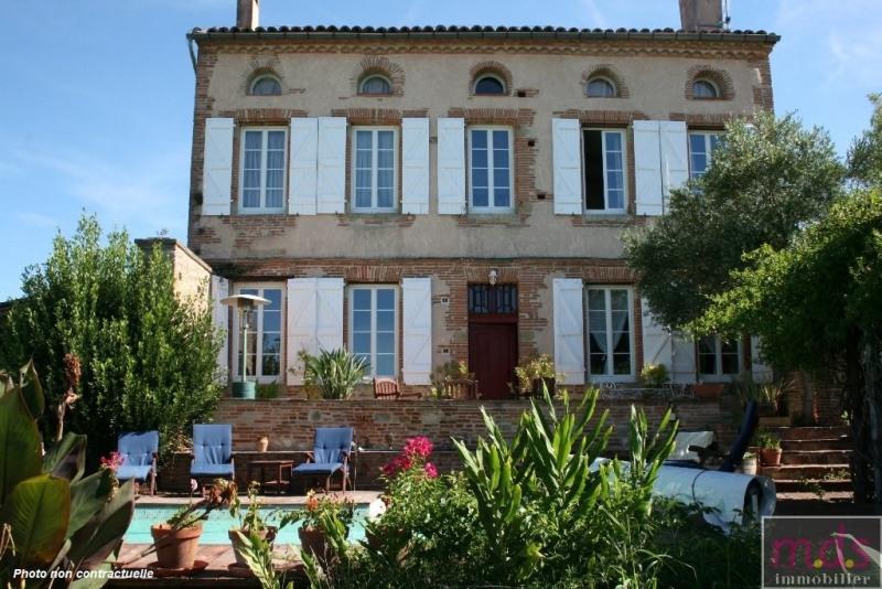 Venta de prestigio  casa Verfeil 549000€ - Fotografía 2