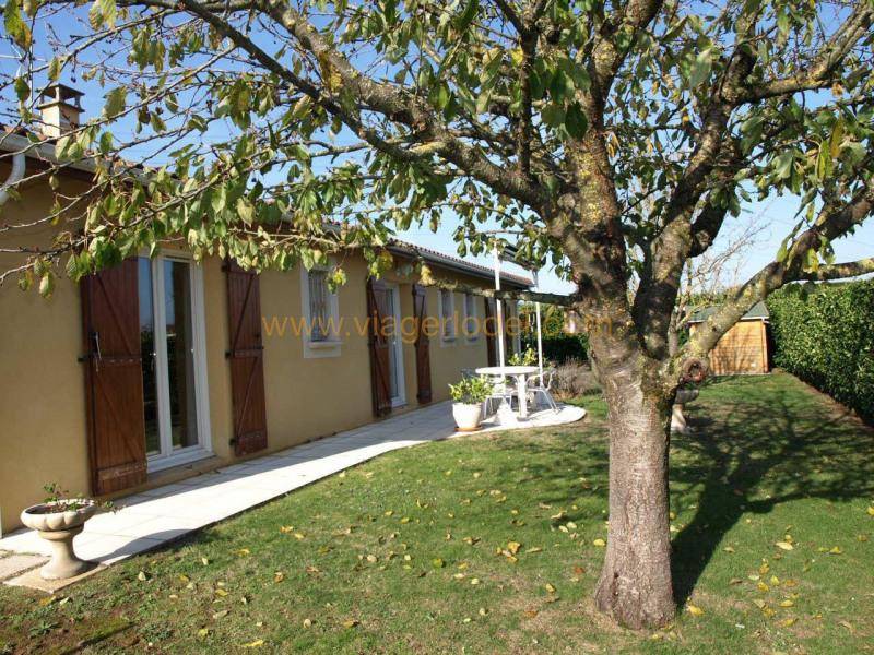 Vendita nell' vitalizio di vita casa Satolas et bonce 160000€ - Fotografia 1